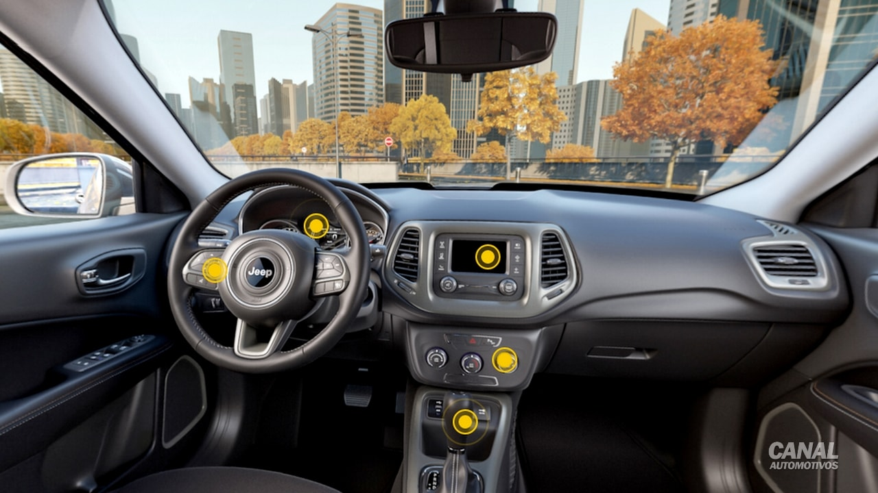 100 jeep compass 2017 interior 2017 jeep compass limited interior detail hd wallpaper 39. Black Bedroom Furniture Sets. Home Design Ideas