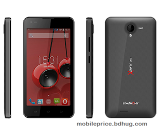 Symphony Xplorer V50 (1 GB Ram) Feature, Specification, Price In Bangladesh