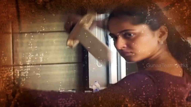 Anushka Shetty at Rudhramadevi-Making-Video