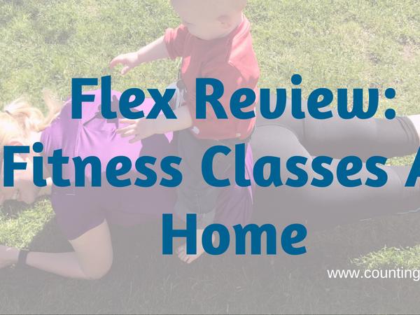 Review: Flex The Social Home Workout