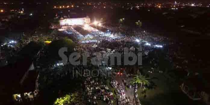 LUAR BIASA, Live Facebook Zikir dan Tausiyah Ustaz Abdul Somad Menjangkau 1.193.217 Orang