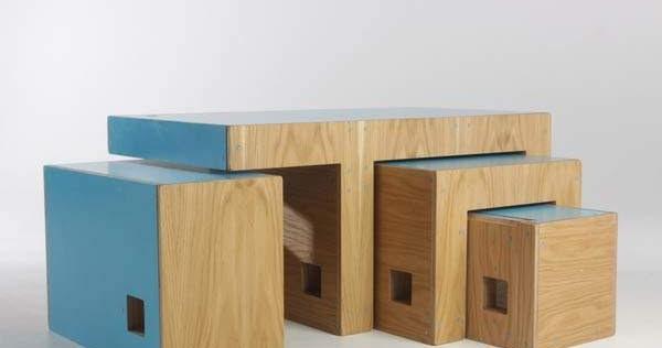 Multifunction Storage By James Howlett Storage Designs