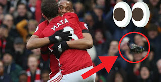 d6039119555 ... Juan Mata and Anthony Martial to extend their Premier League unbeaten  run yesterday. After the match