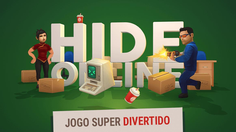 Hide Online Munição Infinita / Mod Menu 2021 v 4.6.1