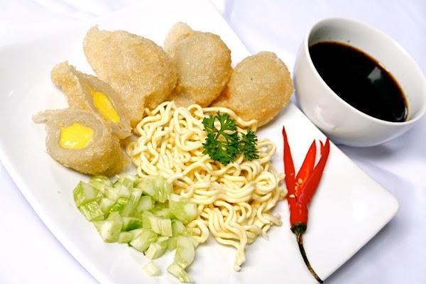 Pempek makanan khas Kota Palembang
