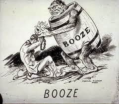 The Origin of the word Booze