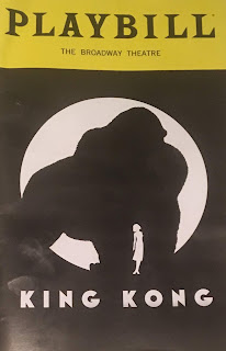 King Kong Playbill