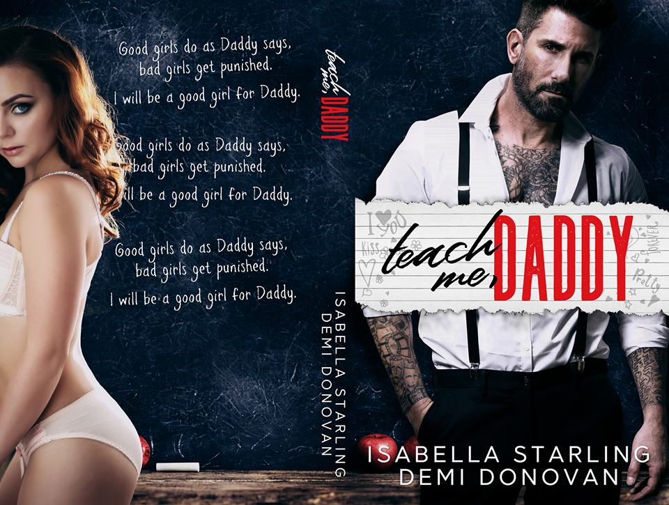 Release Blitz - Teach Me Daddy by Isabella Starling & Demi Donovan ...