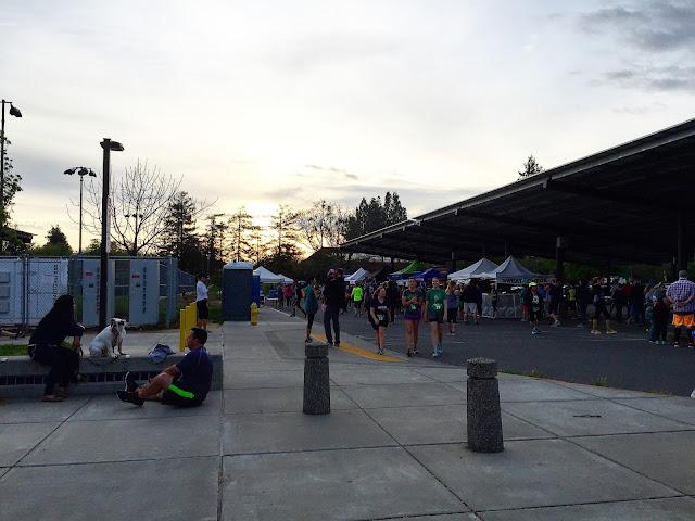 Davis Lucky Run Half Marathon Race Recap