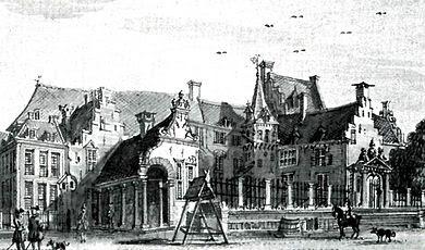 Voormalige Hof van Gelre in Arnhem
