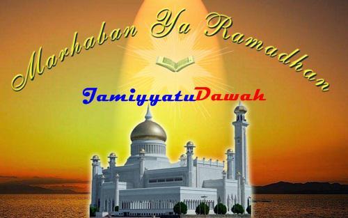 Contoh Khutbah Jumat Singkat Selamat Datang Ramadhan