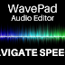 Navigate Speech in WavePad
