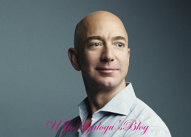 Meet the World's Richest Man, Jeff Bezos Now Worth $100 Billion