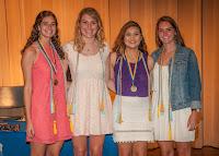 Montgomery Catholic High School Academic Awards Ceremony Held May 9 2