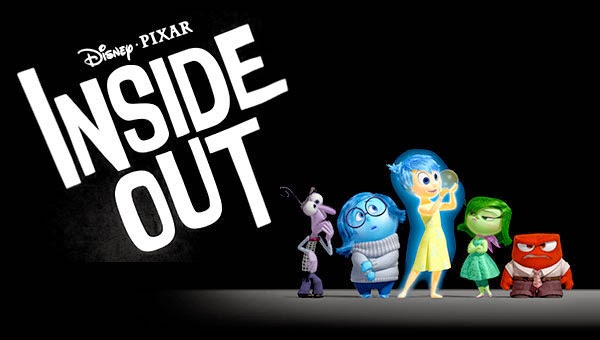Morgan's Milieu | A List of Great Movies from Disney Pixar: Inside Out - Pixar's movie out 24th July 2015