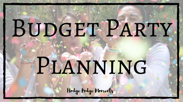 How to Plan a Party on a Budget
