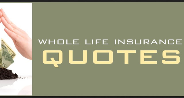 Online Whole Life Insurance Quotes Inspiration Whole Life Insurance Online Quotes  Kang Karding
