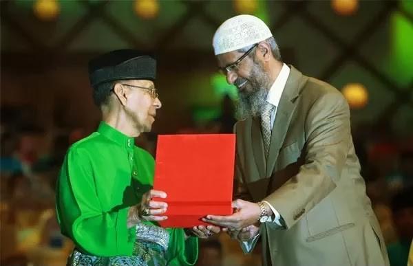 Dr. P Ramasamy Gagal Patuhi Syarat Cabar Dr Zakir Naik Untuk Berdebat