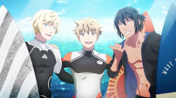 Wave!! Surfing Yappe!! Episode 5