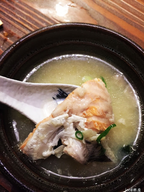 IMG 9711 - 【台中美食】來自日本傳統好滋味的 樂座端爐燒 @日本古早味@新鮮海鮮@新鮮蔬果~
