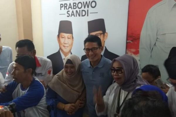 Guru PNS di Lamongan Diduga Terlibat Kampanye Sandiaga