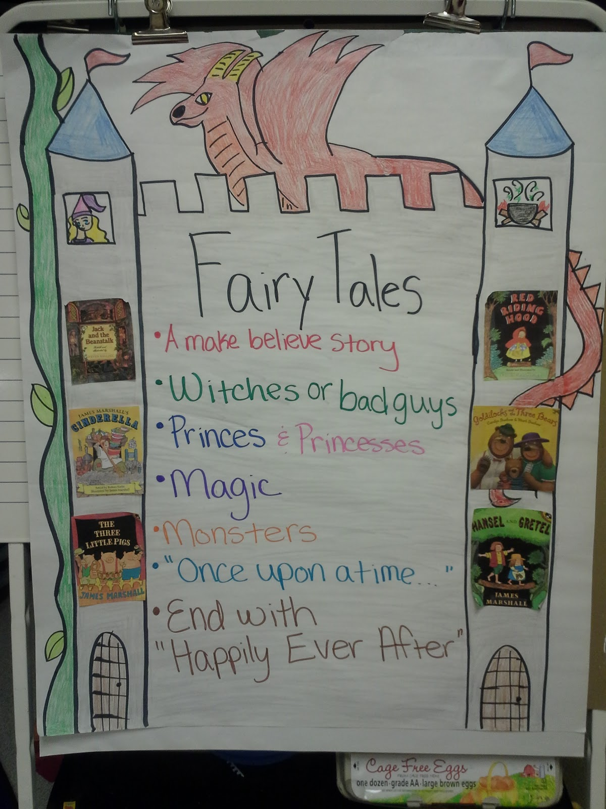 Fun With Fairy Tales Amp Friday Freebies