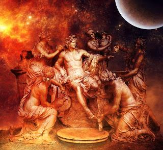 Αποτέλεσμα εικόνας για 12 θεοι του ολυμπου