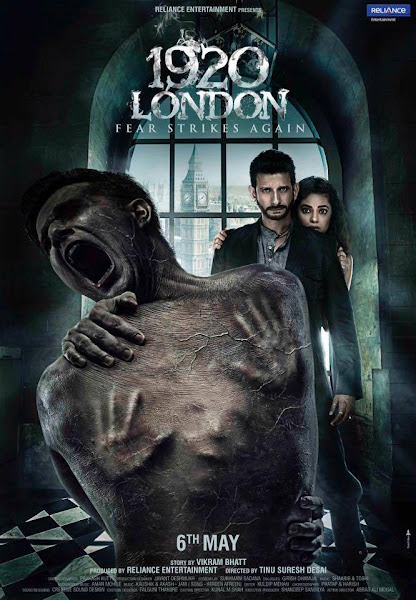 Poster of 1920 London 2016 480p Hindi DVDRip Full Movie Download 300MB