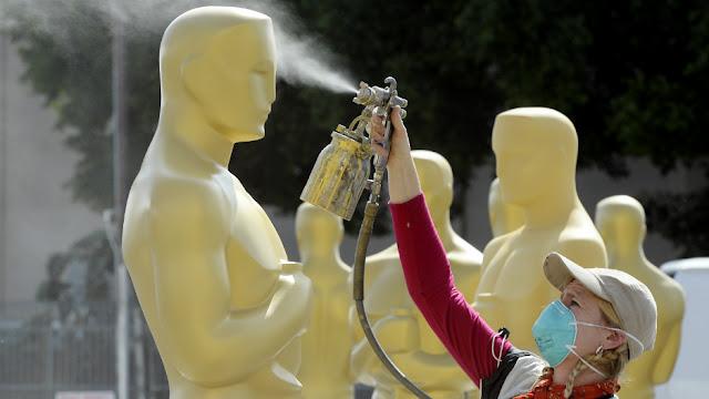 ¿Preparados para los premios Oscar? Ellos aún no...
