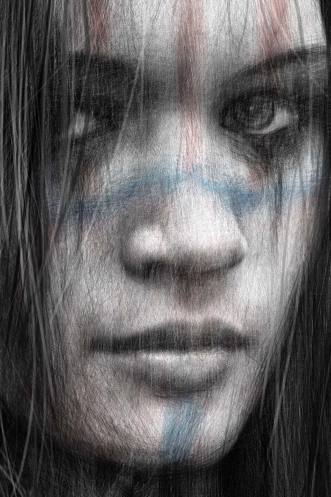 Digital painting by Justin Gedak