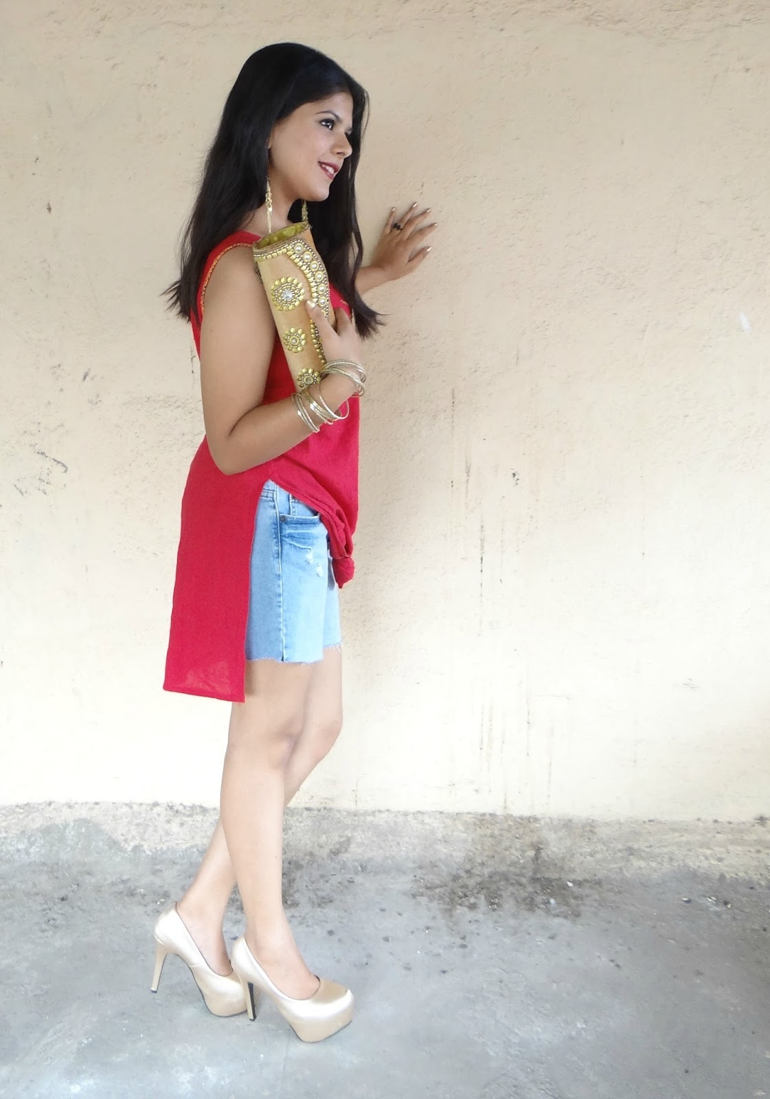The Modern Indian | Outfit - The Pretty City Girl: Indian ...