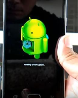 Tombol Sakti Ponsel Samsung