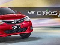 Harga & Kredit Mobil Toyota Etios di Jakarta