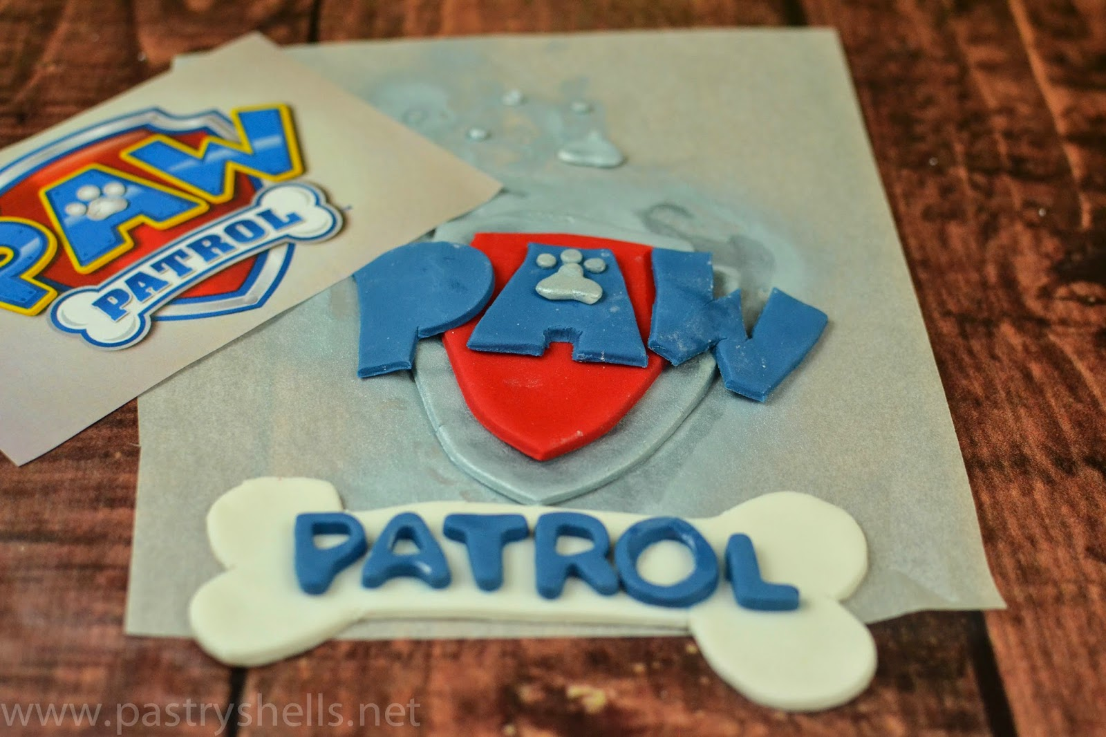 Surprisingly Simple Free Paw Patrol Cake How To Pastry