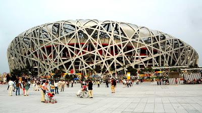 Complex of Olympic Stadium