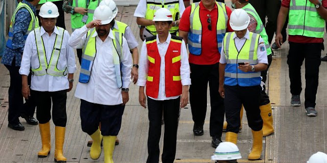 Jokowi sebut siap terima siapa pun di Istana Negara