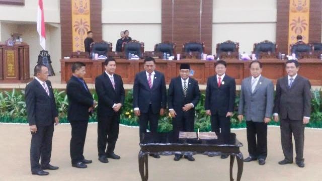DPRD Sulut Apresiasi Pemerintahan OD-SK kembali Meraih Opini WTP