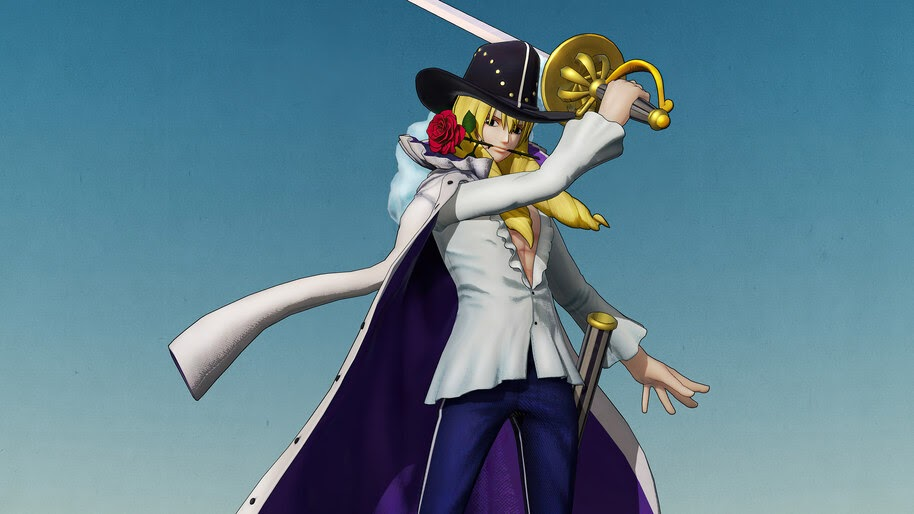Cavendish, One Piece Pirate Warriors 4, 4K, #5.1703