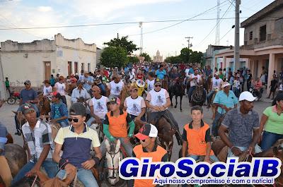 Vila  Guanunbi  em Buíque  vivenciar uma das maiores missas do vaqueiro de todos os tempos