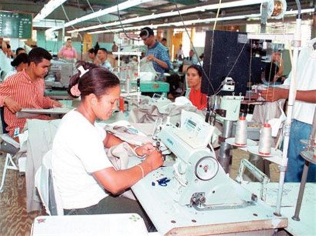 5 mil empleos para operarios zonas francas