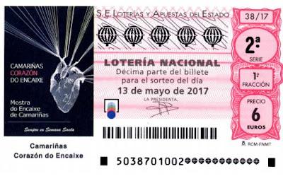 loteria nacional sabado 13-05-2017