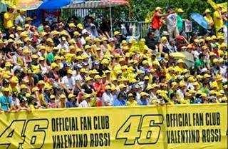 Cerita Terbentuknya Fan Club Pertama Valentino Rossi