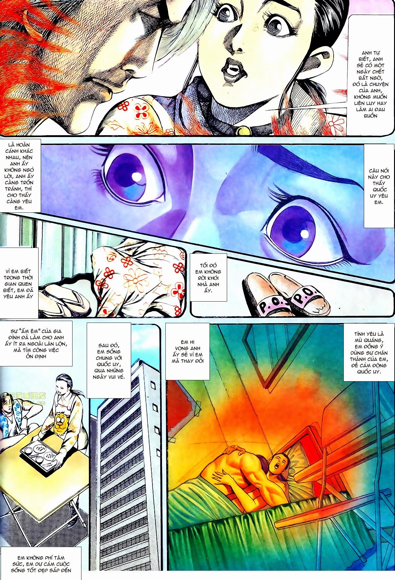 Người Trong Giang Hồ chapter 134: tấn công bảo nhi trang 25