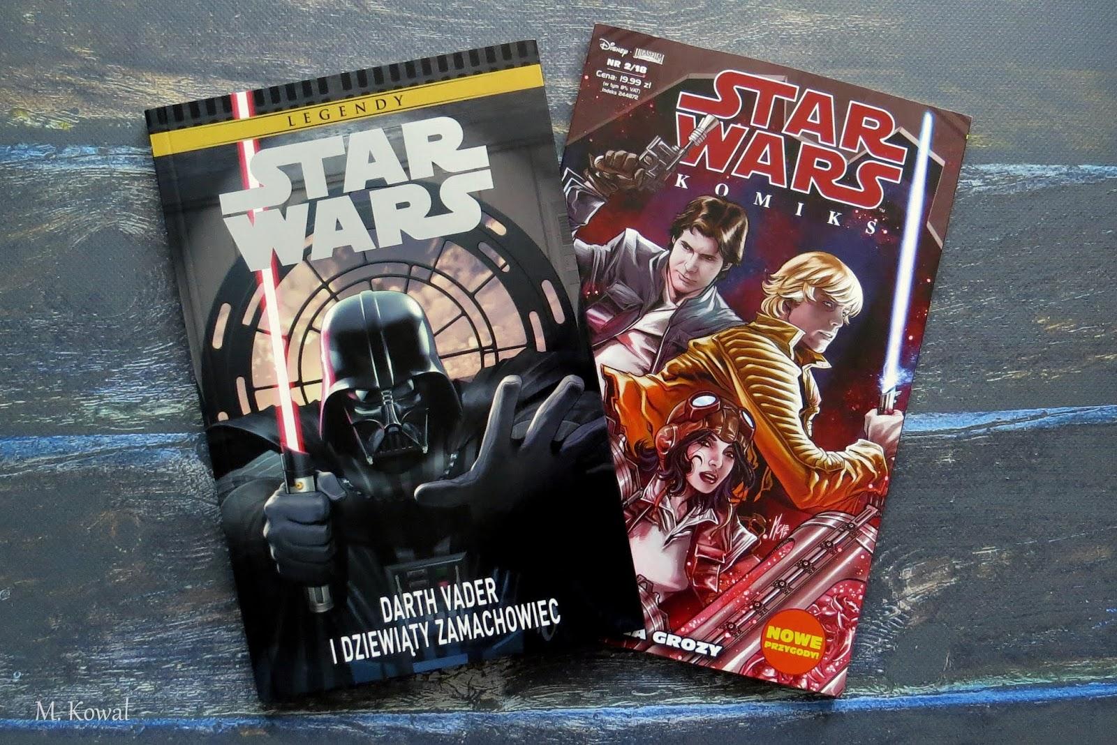 Star Wars Legendy - Darth Vader i dziewiąty zamachowiec