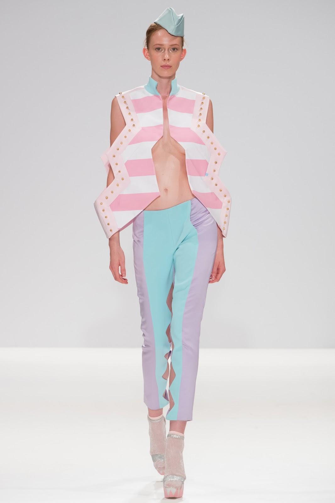 Serbian Fashion Designer London