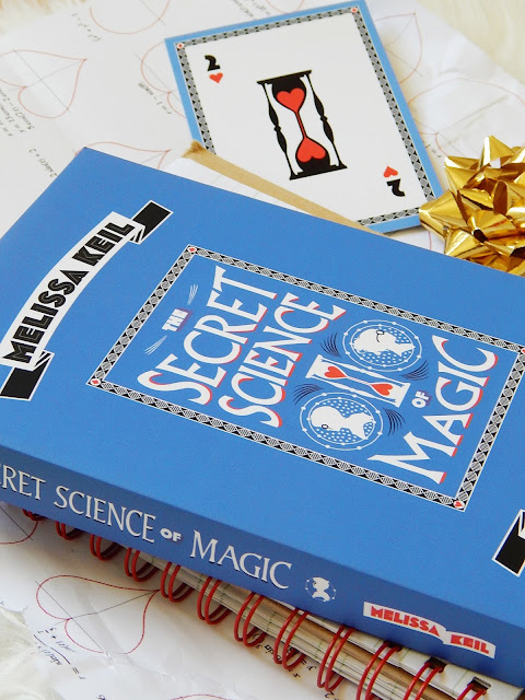 The Secret Science Of Magic Book Review | sprinkledpages