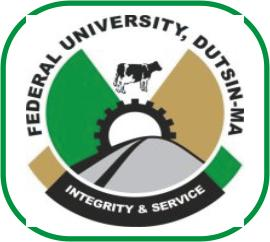 FUDutsin-Ma 2017/18 UTME/DE Admission Screening form