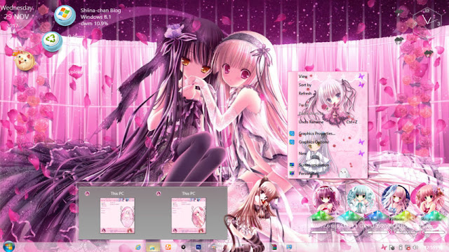 Windows 8.1 Theme Tinkle by Andrea_37