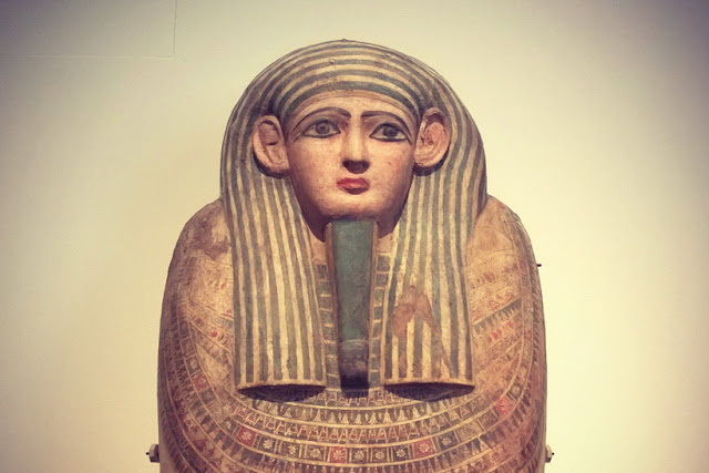 con i bambini al museo egizio