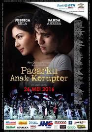 Poster Film Pacarku Anak Koruptor